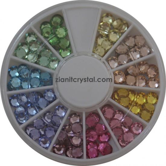 Swarovski Hotfix Crystals SS20 Light Color Pack