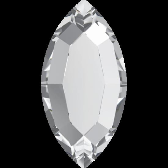 Swarovski 2200 Hotfix Crystals Navette Shape Crystal Color 8 x 4mm