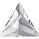 Swarovski 2720 Hotfix Crystals Cosmic Delta Shape Crystal Color 7.5mm