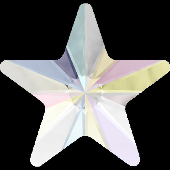 Swarovski 2816 Hotfix Crystals Rivoli Star Shape Crystal AB 5mm 7a34fab0b8c3