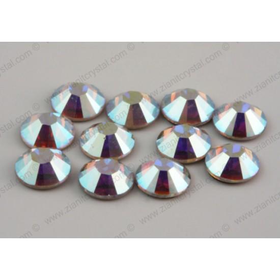 Swarovski 2078 Hotfix Crystals SS12 Crystal AB