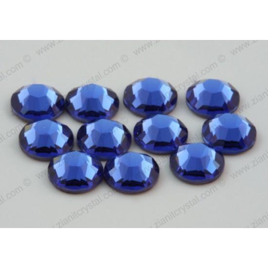 Swarovski 2038 Hotfix Crystals SS10 Sapphire