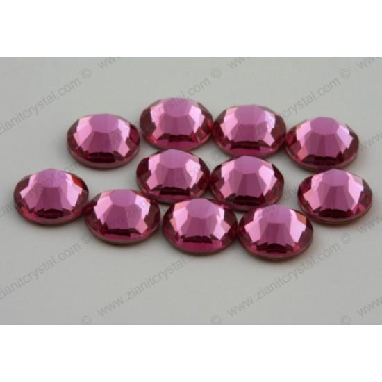 Swarovski 2078 Hotfix Crystals SS20 Rose
