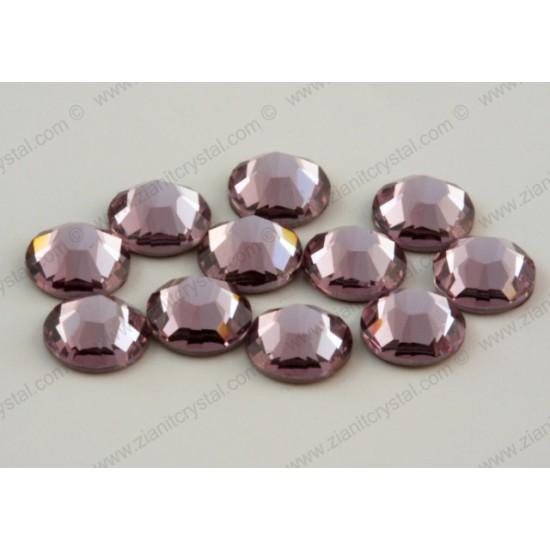 Swarovski 2038 Hotfix Crystals SS10 Light Amethyst