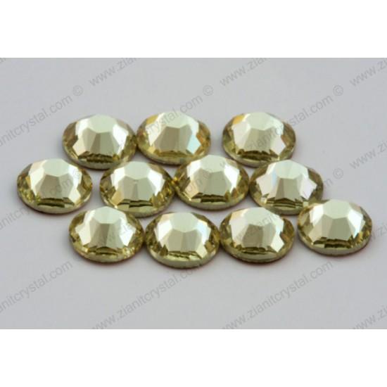 Swarovski 2078 Hotfix Crystals SS34 Jonquil