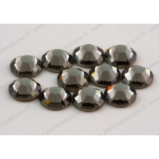 Swarovski 2078 Hotfix Crystals SS34 Black Diamond