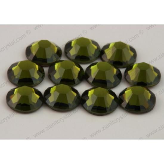Swarovski 2038 Hotfix Crystals SS16 Olivine