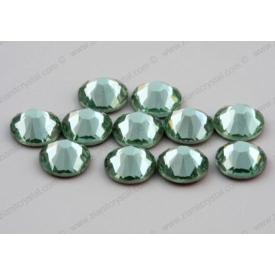 Swarovski 2038 Hotfix Crystals SS10 Chrysolite