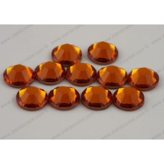 Swarovski 2038 Hotfix Crystals SS16 Tangerine