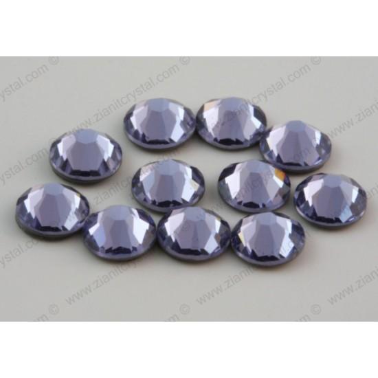 Swarovski 2078 Hotfix Crystals SS34 Provence Lavender