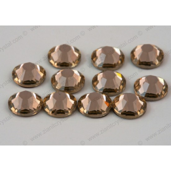 Swarovski 2078 Hotfix Crystals SS20 Light Peach