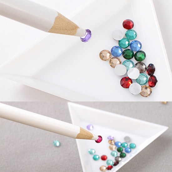 Rhinestone Pick-Up Pencil Tool